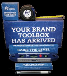 Retail custom packaging example