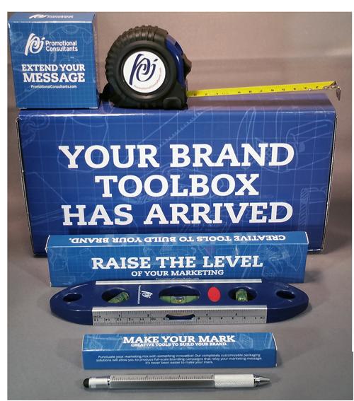 Custom packaging design example