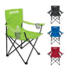 tailgating branded folding chair