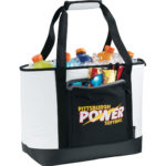 tailgaing Stormtech soft-sided carry cooler
