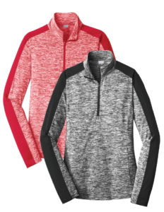 3 quarter zip pullover end-of-year gift