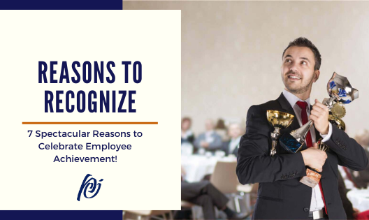 recognition award programs - reasons to recognize