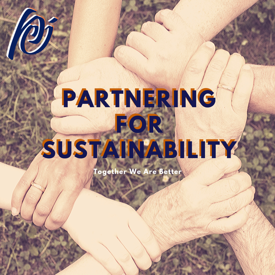 Partnering for sustainability