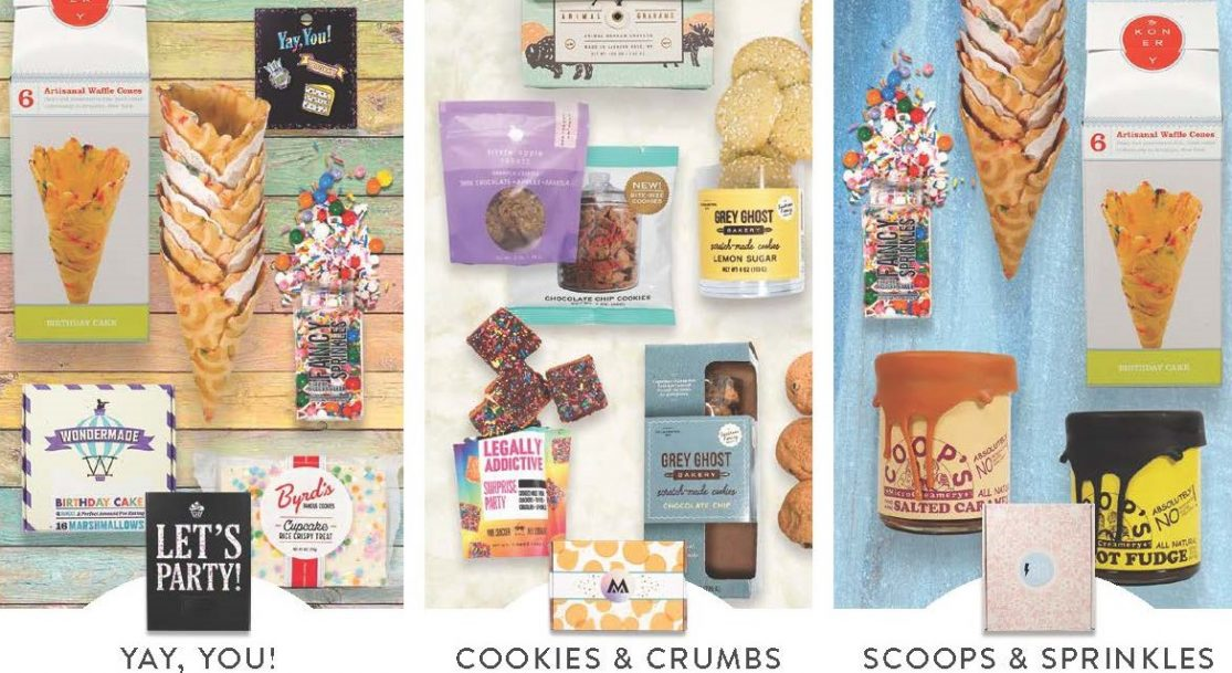 Yay, You!, Cookies & Crumbs and Scoops and Sprinkles Food Experience