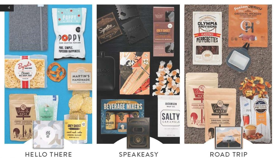 Hello there, Speakeasy and Road Trip Food experience