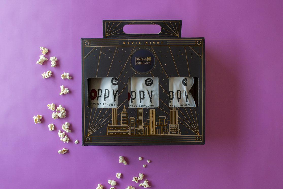 Movie Night Popcorn Food kit