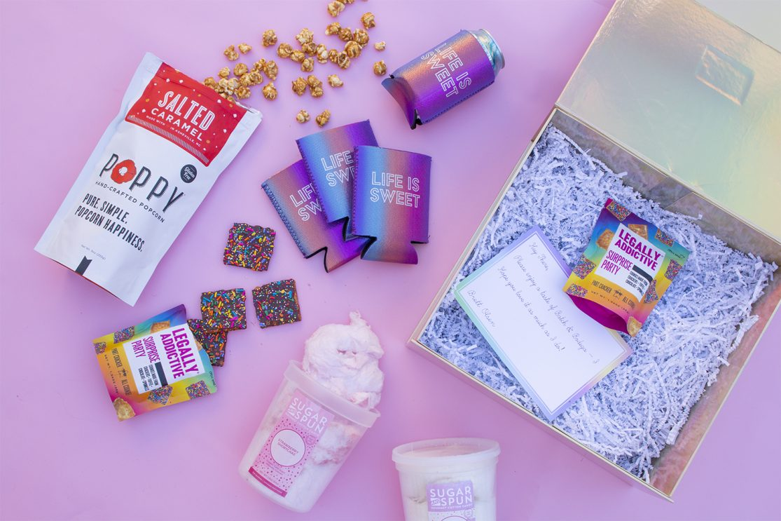 Sugar Rush, the sweetest branded food experience