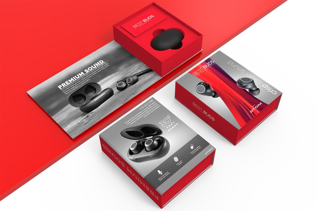 Best Buds, portable wireless earbuds