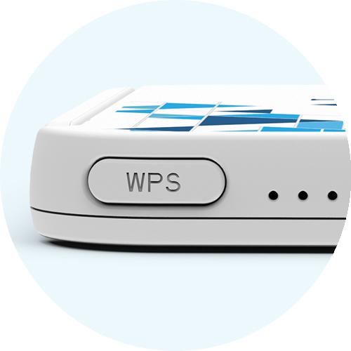 WPS Wifi protected setup